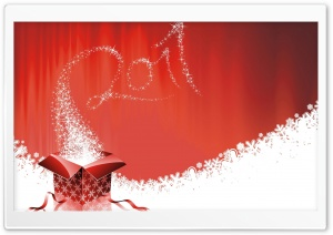 2011 New Year Gift