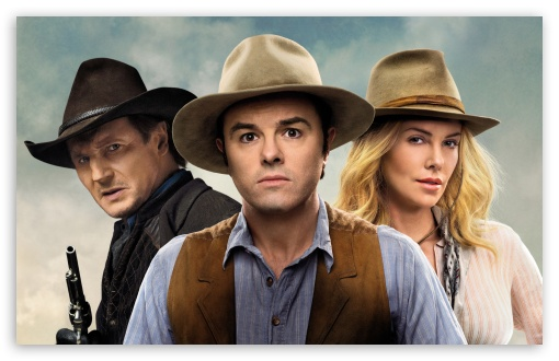 Download A Million Ways to Die in the West 2014 Movie UltraHD Wallpaper