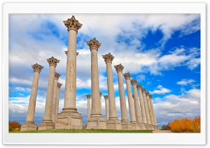 National Capitol Columns