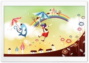 Childhood Fairytales Rainbow