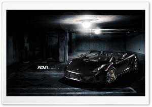 ADV.1 Matte Black Lamborghini...