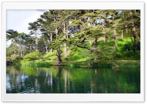 Golden Gate Park   Stow Lake...