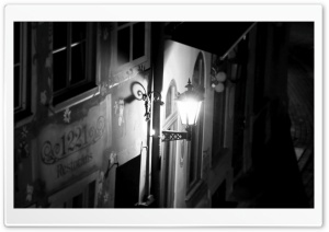 Night at Riga
