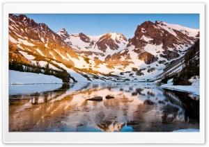 Mountain Ridge, Winter