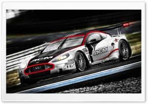 Aston Martin DBR9 Race