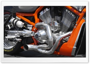 Harley Davidson Motorcycle...