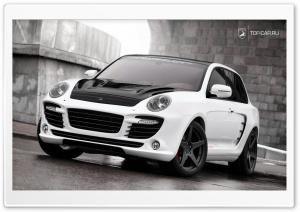 Porsche Cayenne Advantage GT