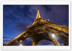 Eiffel Tower, Paris, France,...