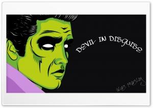 Elvis Presley Devil