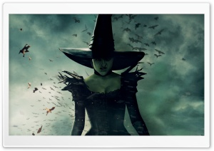 Wicked Witch of the East - Oz...