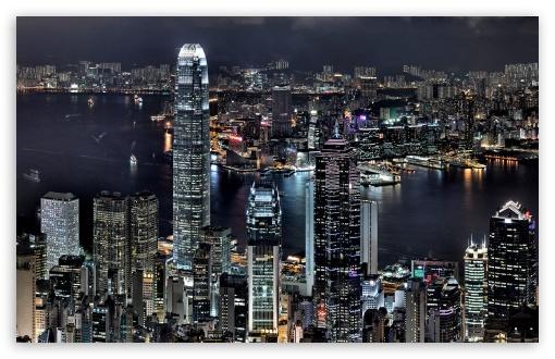 Download Hong Kong   China UltraHD Wallpaper