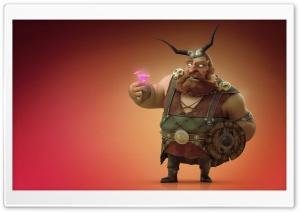 Funny Viking