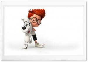 Mr. Peabody and Sherman 2014