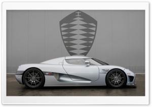 2006 Koenigsegg CCX Side