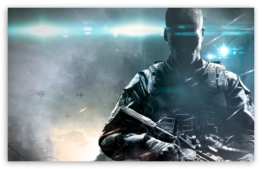 Download Call of Duty Black Ops II UltraHD Wallpaper