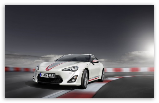 Download 2014 Toyota GT 86 Cup Edition UltraHD Wallpaper