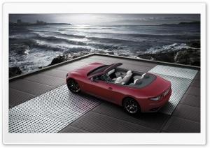 Maserati Grancabrio Red