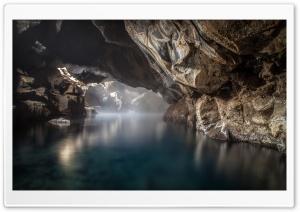 Grjotagja cave, Thermal...