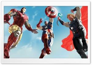 The Avengers - Iron Man,...