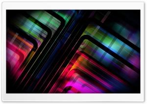 3d Graphics Colorful Scheme