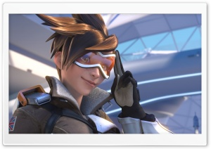 Overwatch 2015 Game
