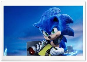Sonic the Hedgehog Movie 2020