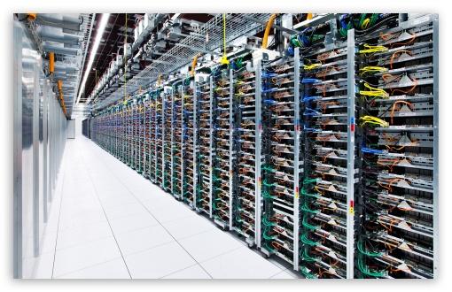 Download Google Datacenter UltraHD Wallpaper