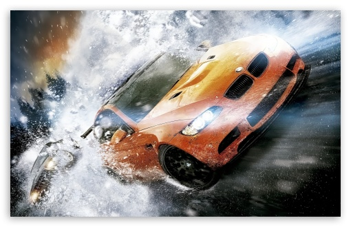 Download Need for Speed - The Run (HD) UltraHD Wallpaper