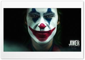 Joaquin Phoenix as The Joker...