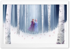 Frozen 2 Elsa the Snow Queen...