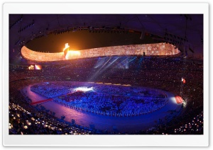 Beijing Olympic Games Opening