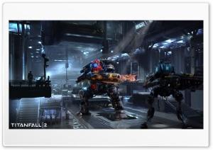 Titanfall 2 Ultra HD 4K