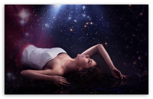 Download Looking up at the Stars UltraHD Wallpaper