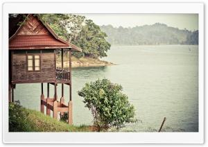 Lake View from Lake Kenyir...