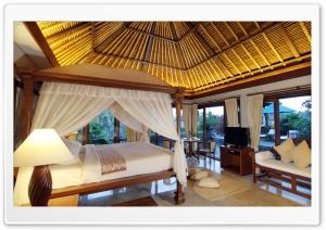 Exotic Luxury Resort