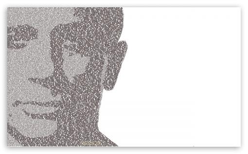 Download Daniel Craig Text UltraHD Wallpaper