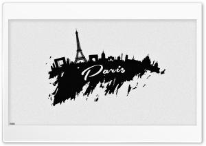 Paris Wallpaper by Yakub Nihat