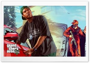 GTA V Dual Screen