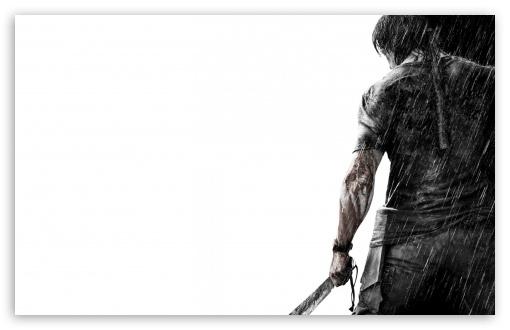 Download Rambo UltraHD Wallpaper