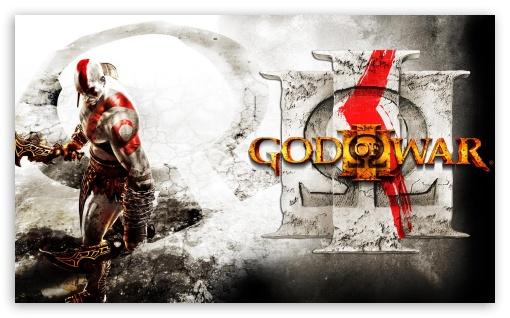 Download God Of War III UltraHD Wallpaper