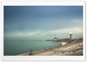 Lake Michigan, Industrial Area