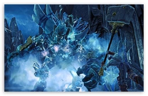 Download Darksiders II (Wii U) UltraHD Wallpaper