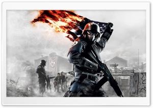 Homefront, US Flag