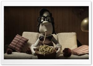 Mary And Max Spaghetti