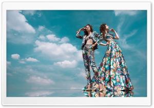 Summer, Floral Prints...