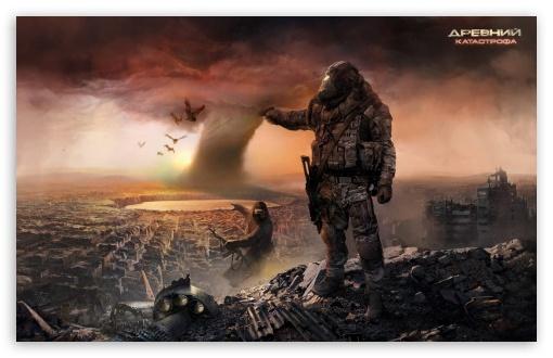 Download Post Apocalyptic UltraHD Wallpaper