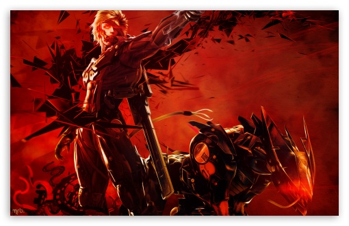 Download Metal Gear Rising  Revengeance Wallpaper 2 UltraHD Wallpaper