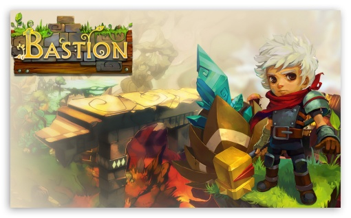 Download Bastion UltraHD Wallpaper