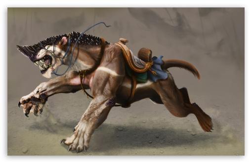 Download Fantasy Animal UltraHD Wallpaper