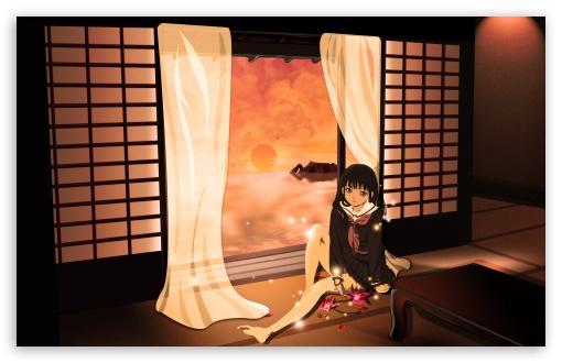 Download Jigoku Shoujo UltraHD Wallpaper